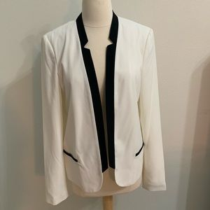 Mossimo Black and White Tuxedo Blazer from Target